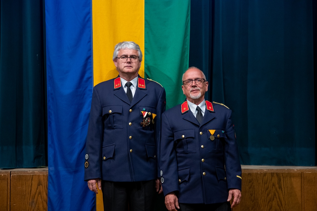 Wahl des Orts- und Gemeindefeuerwehrkommandanten sowie deren Stellvertreter